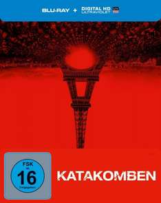 Katakomben - Steelbook [Blu-ray] [Limited Edition] für 12,97€ bei Amazon (Prime)
