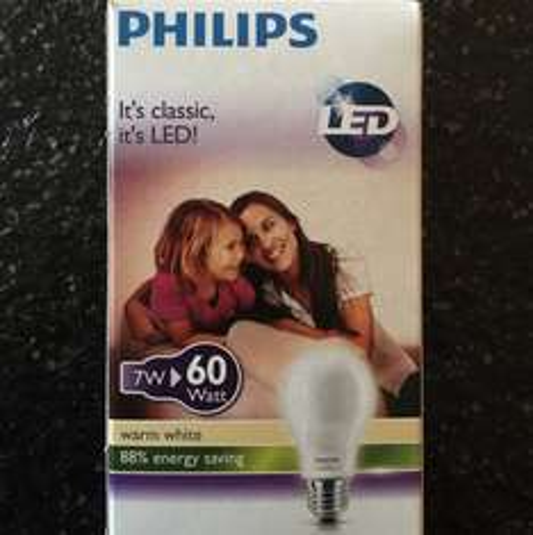 Kaufland Braunschweig Philips LED E27