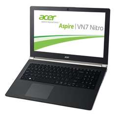 Acer Aspire VN7-571G-77Q2 für 899€ @ Notebook.de - FullHD Core i7 Notebook mit HDD + SSD + GeForce GTX 950M
