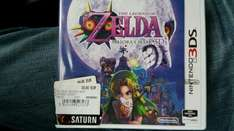 Lokal Saturn Leonberg :Legend of Zelda: Majora's Mask 3DS