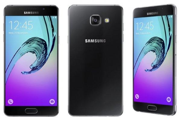 [Shoppingfever] Samsung Galaxy A5 2016 (2. Gen) LTE (5,2'' FHD Amoled, Samsung Exynos 7580 Octacore, 2GB RAM, 16GB intern, 2900 mAh mit Quickcharge, Gorilla Glas 4 auf Vorder- und Rückseite, Android 5.1 -> Android 6) für 327,25€