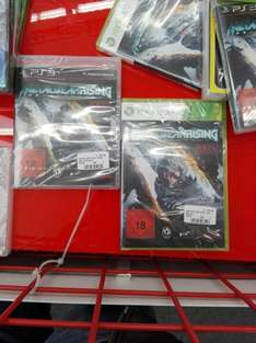 [lokal augsburg] PS3 + Xbox 360 Metal Gear Rising @ MM