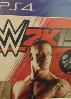 [Lokal Leverkusen] Saturn WWE 2K15 PS4 10€
