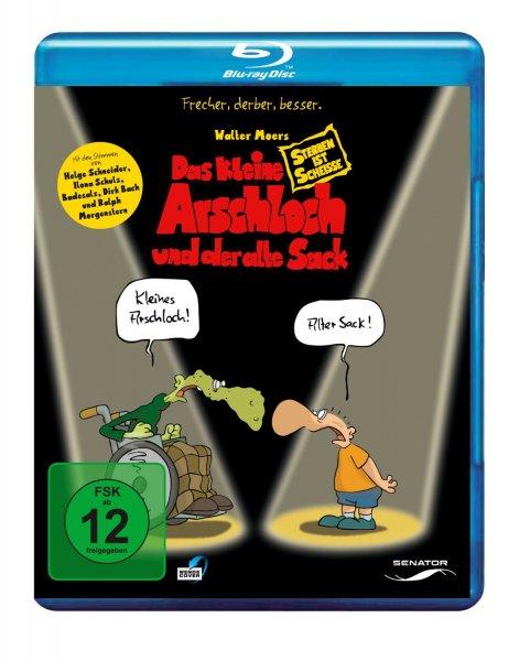 [Amazon Prime] Das kleine A.schloch und der alte Sack (Bluray) für 4,99€