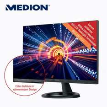 "[Aldi Nord] Medion 60,5cm (23,8"") LED-Backlight Monitor ab 25.02."