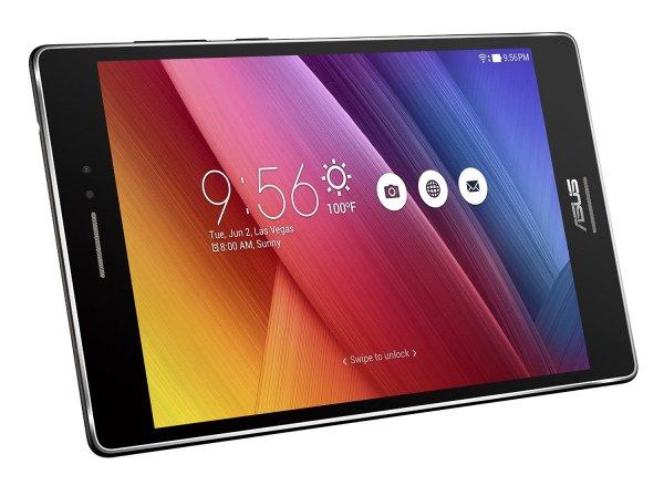 "Asus ZenPad S 8 Z580CA 20,32 cm (8"" 2K Display, Intel Atom Quad Z3580, 1.8GHz, 4GB RAM, 64GB Speicher (erweiterbar), PowerVR G6430, Android 5.0) für 276.25€ bei Amazon.com"