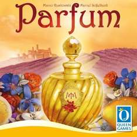 [Amazon] Parfum - Queen Games (Brettspiel, Gesellschaftsspiel) für 8,97€