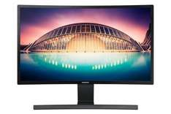 Samsung Monitor S27E500C (27x27x27 FHD Curved VA matt, 250 cd/m², 3.000:1, 4ms, VESA) für 199€ @cyberport