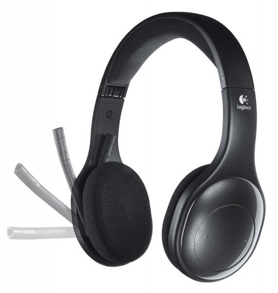 [Amazon Blitzangebot] Logitech H800 Headset schnurlos schwarz