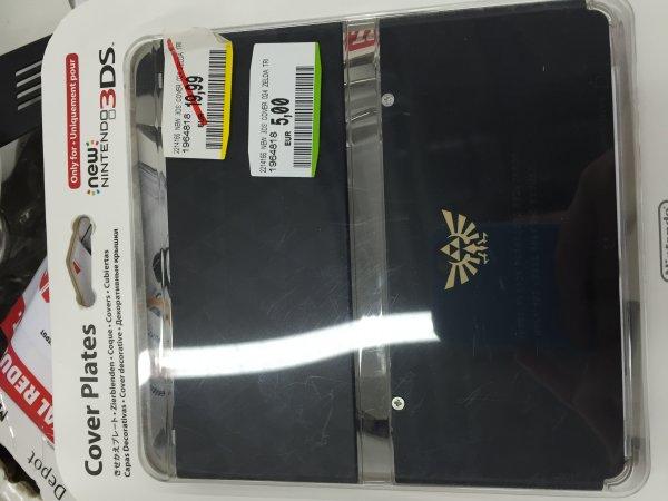 Media Markt Mönchengladbach(Lokal) Nintendo Fit Meter 2€ ,Nintendo New 3DS Faceplates 5€