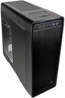 "[ZackZack] Thermaltake Midi-Tower ATX ""Urban S41 Window"" PC-Gehäuse für 84,85 €"