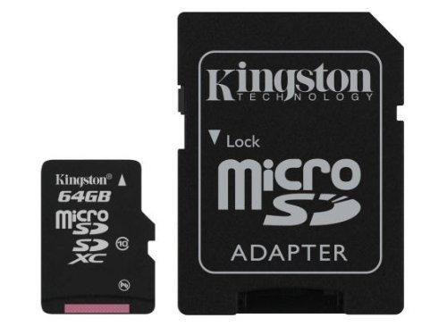 [7DayShop] Kingston microSDHC mit 32GB für 8,39€ & Kingston microSDXC mit 64GB für 15,37€