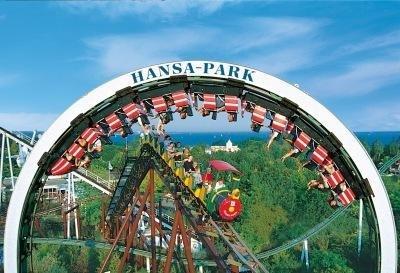 Hansapark Saisonkarte für 60 € anstatt 75 € Hansa-Park
