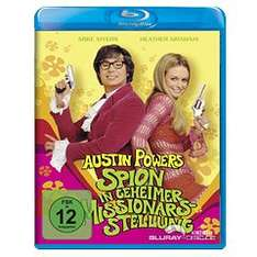(online) Austin Powers 2 Spion in geheimer Missionarsstellung Blu Ray
