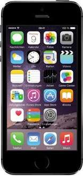 Apple iPhone 5s (16GB) spacegrau VSK-frei für 349 € bei Euronics