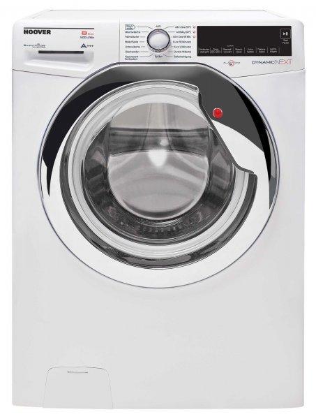 Hoover DXA58 AH DynamicNext Waschmaschine für 299,90 € (Bordsteinkante) bzw. 324,80 € (bis Verwendungsstelle) - A+++, 8 kg, 1.500 U/min, Inverter Motor, TouchControl-Digitaldisplay, Startzeitvorwahl [rotcom-onlineshop@eBay]