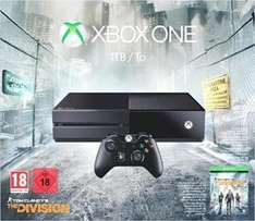"XBOXONE KONSOLE 1TB VALUE ""THE DIVISION"" BUNDLE+ Beanie mütze 349€"