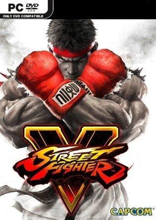 [Steam] Street Fighter 5 Windows @ CDKeys