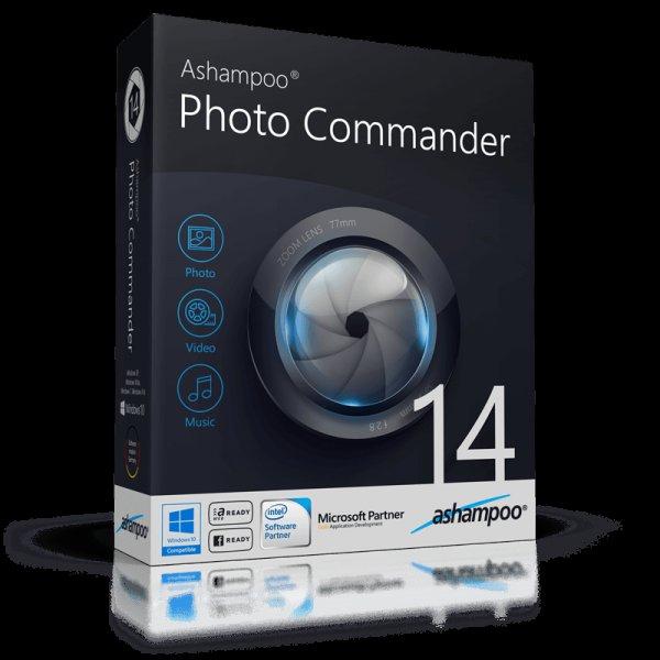 Ashampoo Photo Commander 14 - Gratis bei CHIP - 50 EURO sparen!