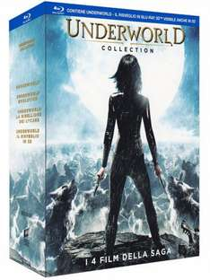 [Amazon.it] Underworld Collection für 17,39€ (nur englische + italienische Sprache]