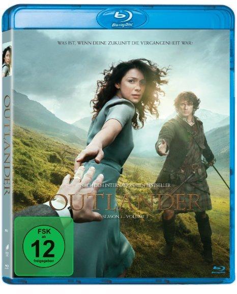 Günstige Serien wie zb Outlander oder The Blacklist bei Amazon bis zu 40% reduziert!