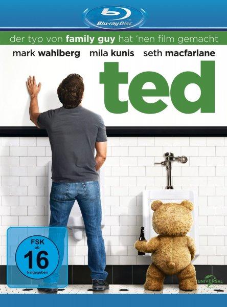 [Amazon Prime] Ted [Blu-ray] für 5,75€ inkl.Versand