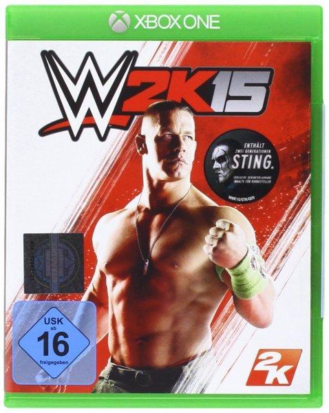[Amazon Prime] WWE 2K15 für 12€ (Xbox One) bzw 13€ (PS4) Alternativ MediaMarkt