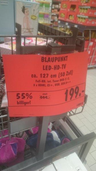 [lokal]Kaufland Andernach Blaupunkt BLA-50/149I-GB-5B-FHBKU 50-Zoll LED-TV