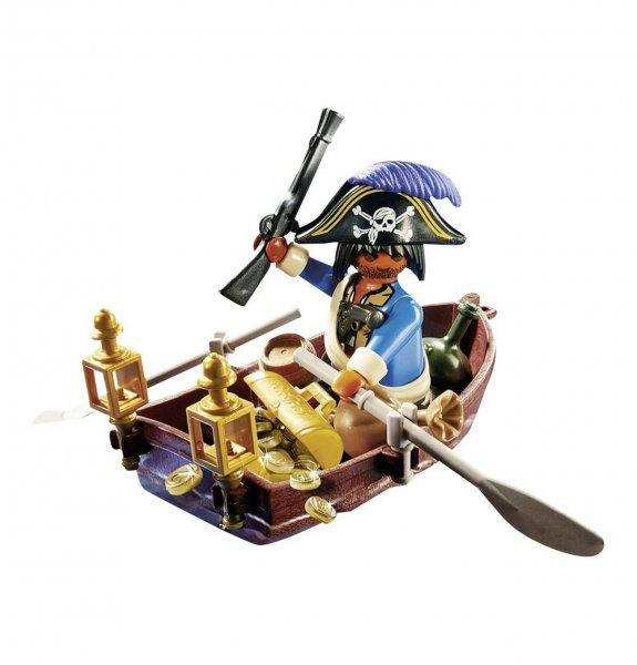 [Galeria Kaufhof] PLAYMOBIL 4942 - Pirat im Ruderboot für 2,69€