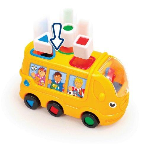 [Amazon Prime] WOW Toys 01010 - Sascha Schulbus