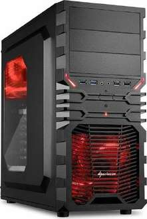 """Selbstbau"" PC inkl. Montage und Test, plus Versand z.B. FX4300, 8GB RAM,240GB SSD,Gehäuse, 450 Watt NT, Radeon R7-360 ab 466€"