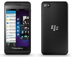 Blackberry Z10 16GB charcoal black - ReBuy - Zustand: gut