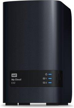 [Cyberport] WD My Cloud EX2 NAS mit 2x 2TB WD Red für 249€