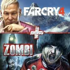 Far Cry 4 + Zombi (Playstation 4) (CA PSN) für 13,13€