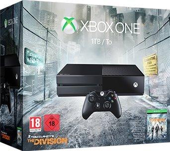 Microsoft Xbox One 1TB + Tom Clancy's The Division mit Gutschein für 314 EUR