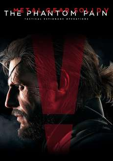 Metal Gear Solid V: The Phantom Pain - Steam Key