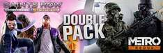 [STEAM] Saints Row / Metro Double Pack, 18,70€ @ Gamersgate
