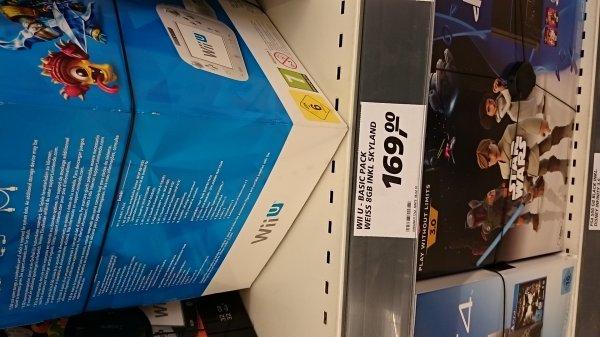 Real Kaiserslautern / WiiU Basic Pack 8GB Weiss inkl. Skylanders