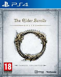 The Elder Scrolls Online Tamriel Unlimited (PS4) Amazon.co.uk