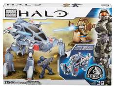 [amazon.de / Prime] Mega Bloks Halo - UNSC Quad Walker für 8,36€