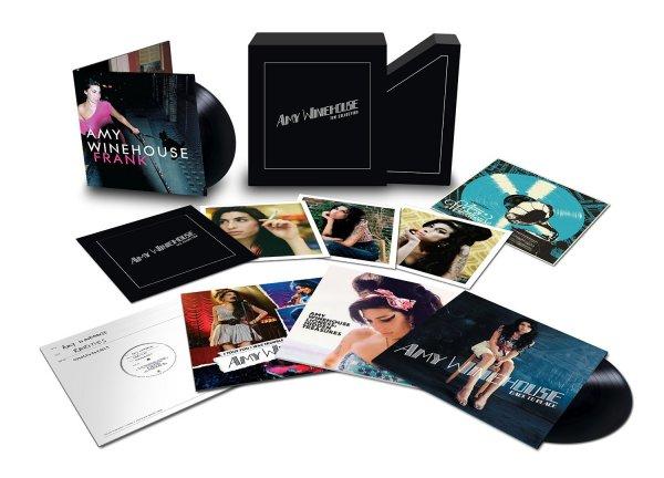 [Vinyl] Amy Winehouse - The Collection (8 LP Box) @ amazon.de