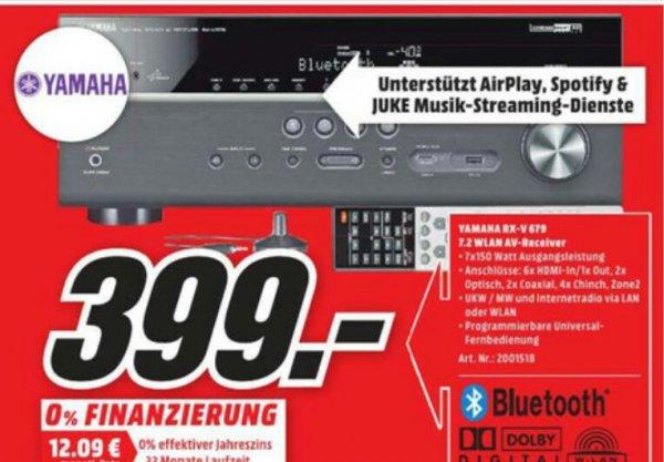 Lokal MM Bielefeld Yamaha RX-V679