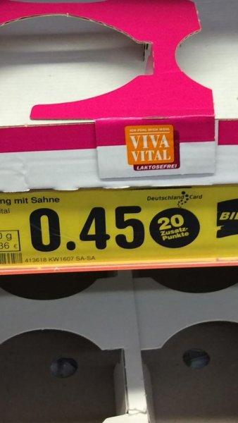 [Netto MD] nur noch bis morgen: Viva Vital Joghurt und Puddin günstig durch DeutschlandCard