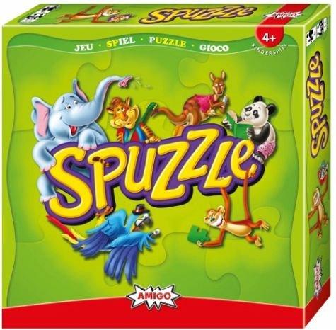 Amigo  - Spuzzle (Kinderspiel) bei Bücher.de