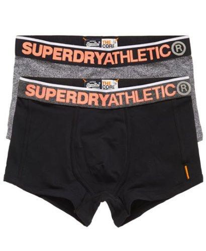 Superdry Boxershorts im Doppelpack für 11,95 @ eBay