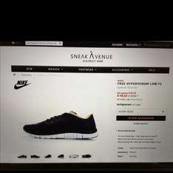 [sneak-a-venue.com]  19% Rabatt auf Sneaker von Nike, Adidas usw.