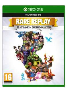 Rare Replay (Xbox One) 30 Spiele-Klassiker für 13,81€ bei Amazon.co.uk