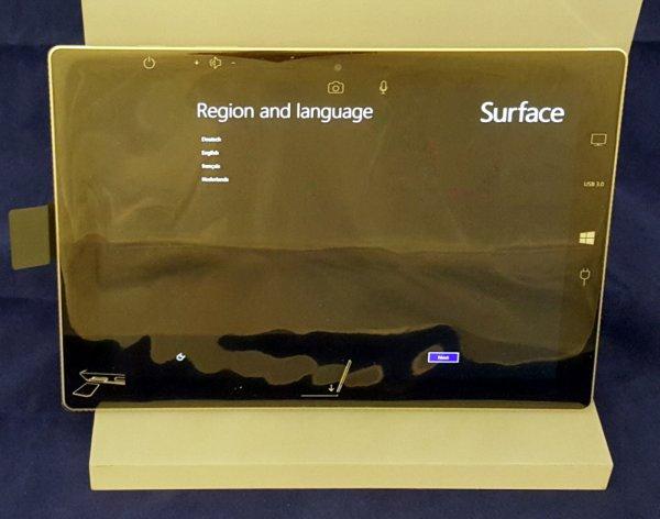 eBay - Surface 3 128GB mit LTE, Windows 8 Pro