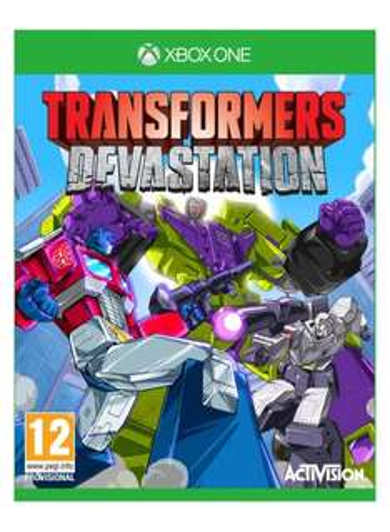 (Amazon.co.uk) Transformers: Devastation - Xbox One für 18,98 EUR