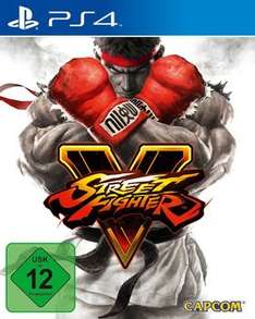 [Amazon.co.uk] Street Fighter V (PS4) für 44,69€